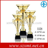 Metal Trophy Cup For Hockey Competition Souvenir With 3 Colors