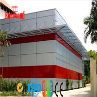 Guangzhou manufacturers ACP ACM Exterior wall finishing material