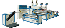 Plastic 1500mm bubble film making machine from China Manufacturer