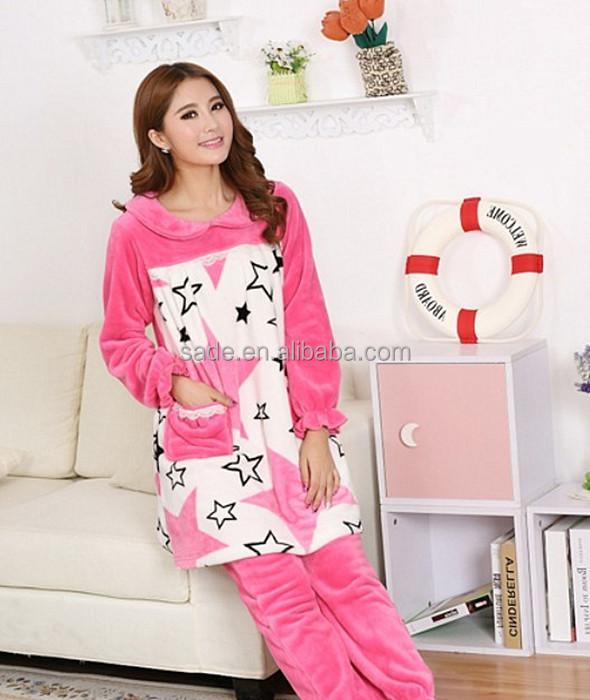 pyjama femme d 39 hiver 2014. Black Bedroom Furniture Sets. Home Design Ideas