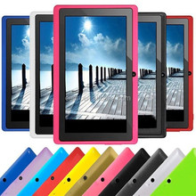 2015 Wholesale! 7 Inch Allwinner A23 A33 Cheap Q88 Dual Core Android 4.4 Tablet PC Dual Camera Price China