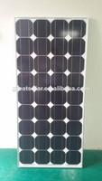Greatsolar price per watt solar panels 100W mono solar cell module