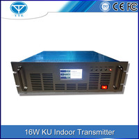 24W ku band microwave transmitter and receiver