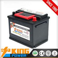 12V car battery DIN60MF King Power aki mobil