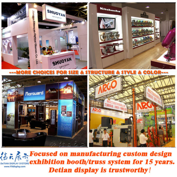Large Exhibition Stall : Exhibition stall for trade show display buy