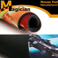 colorful rubber mouse pad gaming, cheap gaming mouse pad