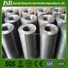 radiation shielding lead sheet for x-ray rooms