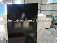 hot sell 15mm black filmed/formica faced plywood export to singapore price