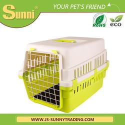 Cheap wholesale plastic pet carrier