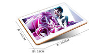 2015 Hot-selling 10 Inch MTK8382 Quad Core IPS 2GB/16GB Android 4.4 3G Tablet PC with 3G Phone Call Function