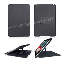 for iPad Mini Folio Case with Stand, Back