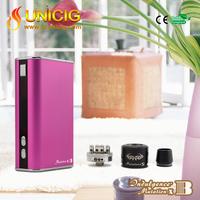 2015 Newest US Design Technology Authentic Box Mod Wholesale Indulgence Big Vapor E Cigarette in Stock
