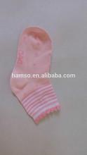 Lindo calcetines del algodón del bebé