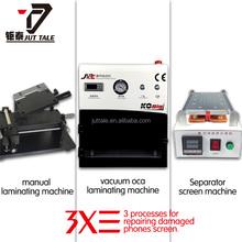 2014 KO-03 Vacuum OCA lamination machine LCD refurbish machine manufacturer machine group Iphone screen repair