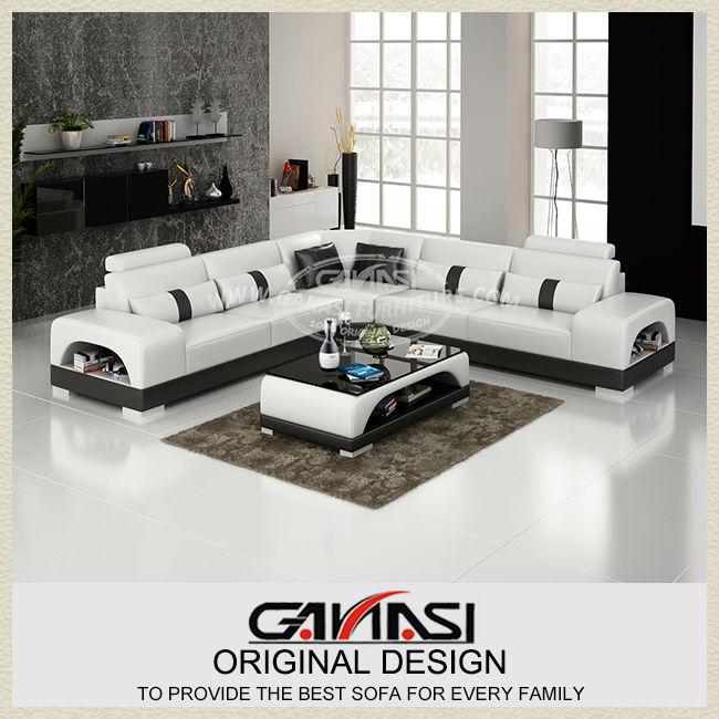 Muebles de sal n rabe sof s modernos sof s para la sala for Muebles de sala en l modernos