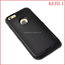 2015 Hot selling design 3 in 1 armor case wholesale custom for iphone case