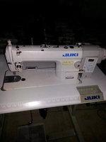 used J-DDL-8700-7 COMPUTER lockstitch industrial sewing machine