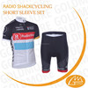 New Custom Made RADIO SHACK Mountain bike jersey,Focus cycling clothing china ,team specialized cycling jersey and bib shorts