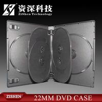 22Mm 6Disc Dvd Case