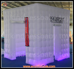 2015 China factory directly sell ! hot sell inflatable photo booth , cheap photo booth for service