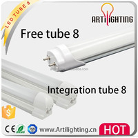 High quality high lume best price t8 free japanese red tube 6 china
