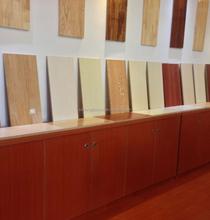 walnut / teak/wengue melamine plywood