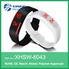 2015 Popular quartz men women girl boy unisex blinking led touch screen silicon watch