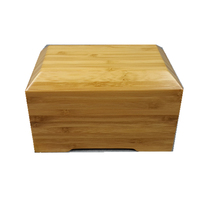 Traditional Bamboo Funeral Casket Supplies Wholesale
