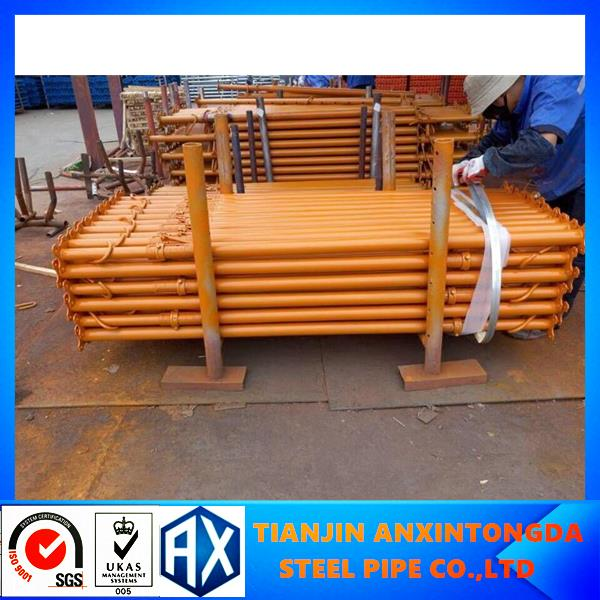 Steel Scaffolding Manufacturers : Scaffold tube for steel structure specifications