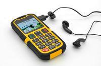 waterproof dual sim rugged mobile phone large keypad large fonts+ dual sim big button 3g senior phone