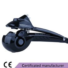 LED magic hair curler stylers automatic curling hair machine