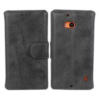 wholesale alibaba Frosted Wallet Style Flip Leather case for Nokia Lumia 930