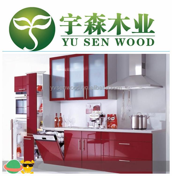 Moderne complète set de cuisine meubles importer de chineMeubles de cuisine
