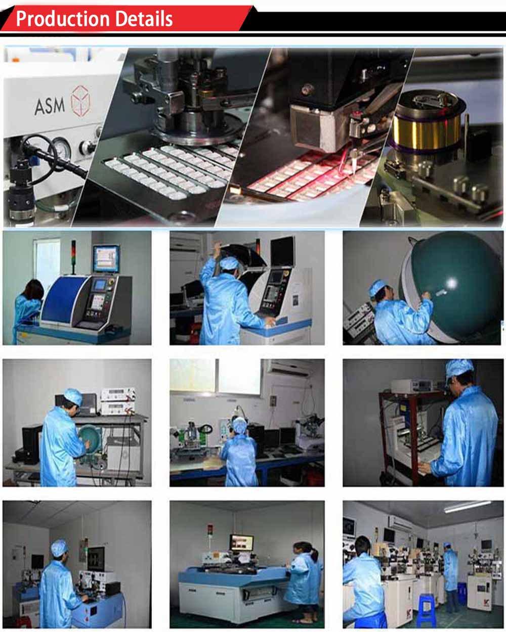 CE Aluminum Shell DC12-24V 144W/288W RF 6 Keys rgb led pixel controller