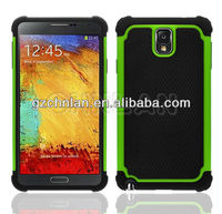Unique mobile phone case for samsung galaxy note 3, many colors