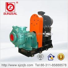 Heavy Duty centrifugal Slurry Pumps, horizontal slurry pump price