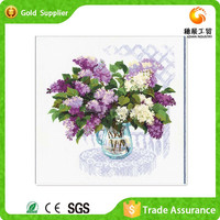 Have More 10 Years Manufacture Bright Plastic Diamond Experience Use For Mosaic Flower Canvas Oil Painting For Dining Room