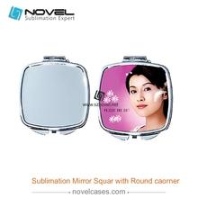 New design round handbag mirror