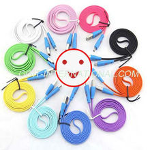 New Product Smile Face LED Light Mobile phone USB Cable for iPhone 5 USB Date Cable