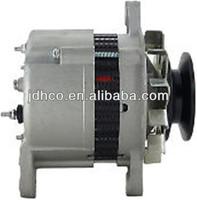 For Isuzu Engine 3AE1 4JB1 C240 Alternator 5812003411 12V 35A New Hitachi Starter 12115