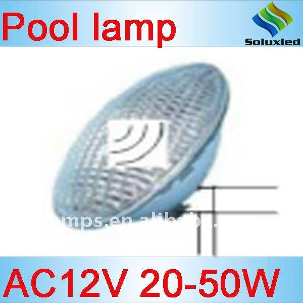 Luz subaquática par56, Rgb, Piscina de natação cor LED light Pool lâmpada, Sistema remoto IP68
