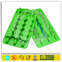 custom new design food grade silicone Ice cube tray/chocolate mould