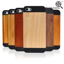Fully stocked 3D pattern unique handmade natural wooden case for iphone 5c