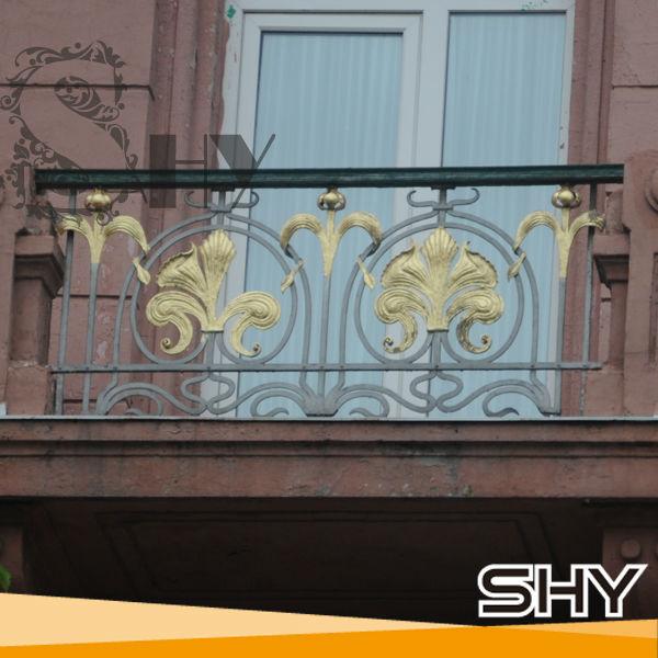 D coratif fer balcon fen tre fer forg balcon fen tre for Decoration fenetre en fer