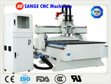 Sliding table saw perfect substitution mdf board 3d carving machine / cnc wood cutting machine with hsd spindle