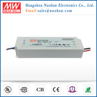 Meanwell 100w 24v led light driver/100w low cost led driver/100w 24v switching power supply