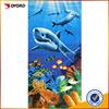 Promotional Custom yoga towel Sublimation Beach Towel