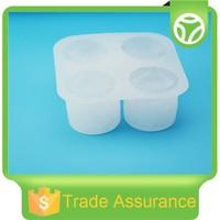 Alibaba china designer custom silicon ice cube tray