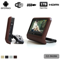 2015 new android media player for universial cars with USB SD HDD