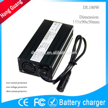 12v 24v 36v 48v Lead-acid Lithium ion battery charger with multiple applications